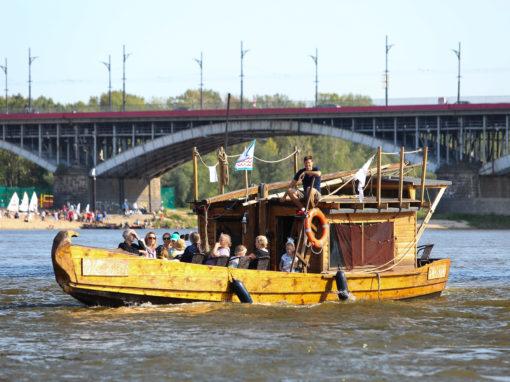 Statek Drewniany